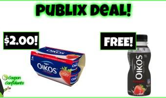 Dannon Deal Idea for Publix! YES!