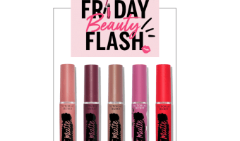 Velvet Matte Lip $5.50 at Victoria's Secret!
