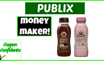 MONEY MAKER Promised Land Milk at Publix!!! HURRY!