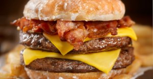 National Cheeseburger Day!