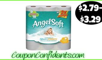 Angel Soft NICE Price at Winn Dixie and Bilo!