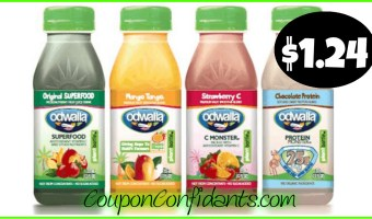 Odwalla Juice at Kroger! Hurry!