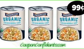 Organic Soup 99¢ at Publix!!