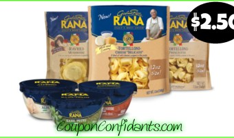 Rana Pasta and Sauce Deal at Publix!