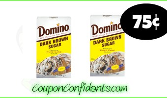 Domino Sugar $0.50 – $0.75 at Bilo and Winn Dixie!