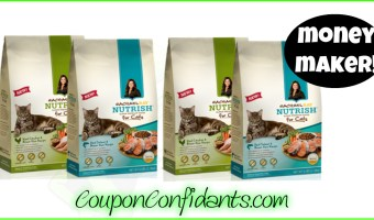 Money Maker on Rachael Ray Cat Food at Publix! WOW!