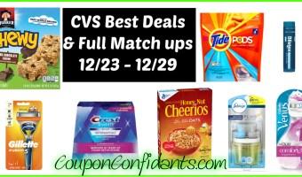CVS Pharmacy – Dec 23 – 29