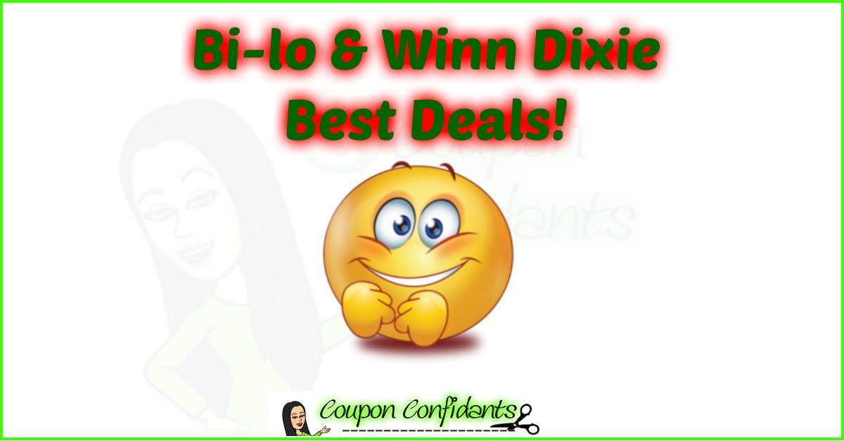 photograph about Winn Dixie Printable Coupons identify Bilo and Winn Dixie Ideal Promotions 4/10 - 4/16 ⋆ Coupon Confidants