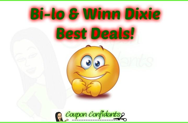 BI-LO & Winn Dixie Best Deals Jan 23 – 29
