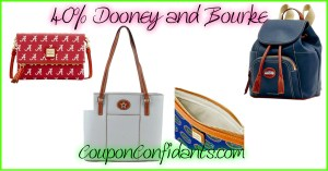 40% Dooney and Bourke HUGE Sale!!