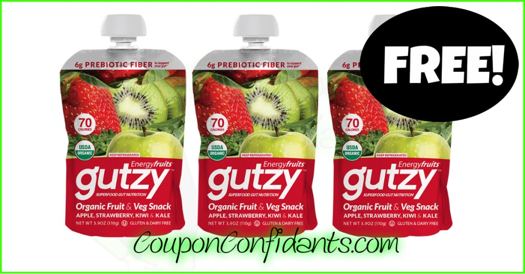 Gutzy Pouches FREE at Publix! YES!