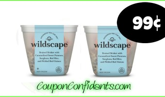 99¢ Wildscape Entrees at Publix!