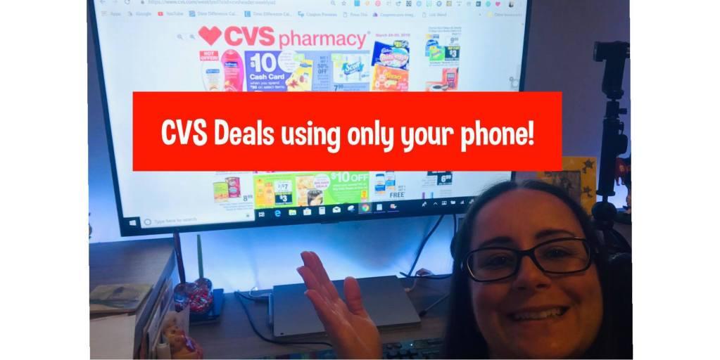 CVS Digital Deals 3/24-3/30