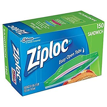 Ziploc Storage or Sandwich Bags $3.99 for the 150 ct – Target Deal!