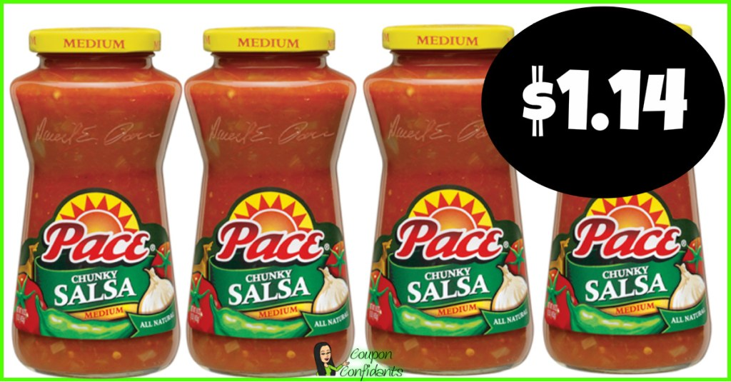 Pace Salsa $1.14 at Target!
