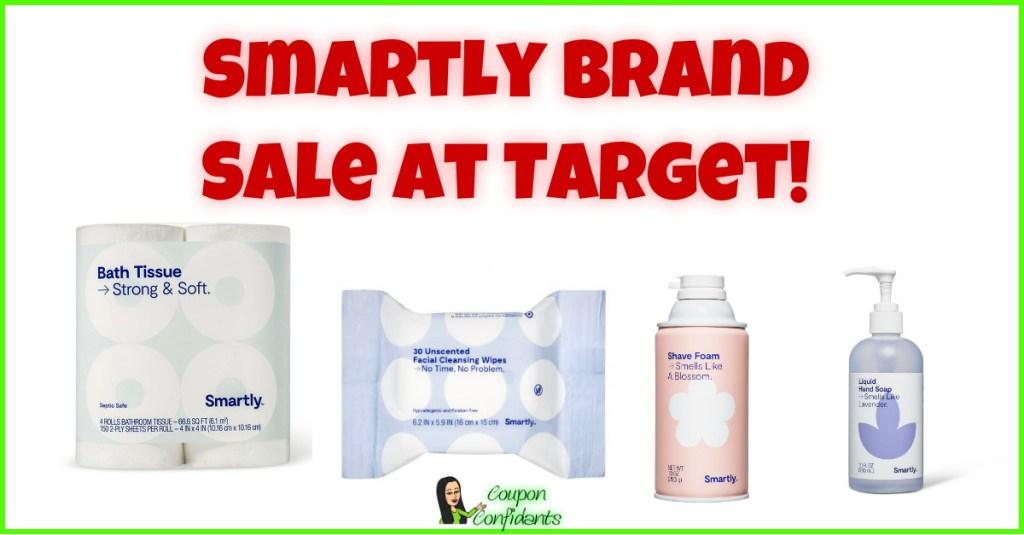 Smartly Brand BIG Sale at Target!