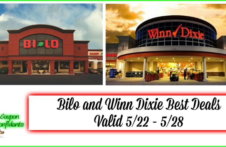BILO AND WINN DIXIE BEST DEALS! BIG WEEK! 5/22-5/28