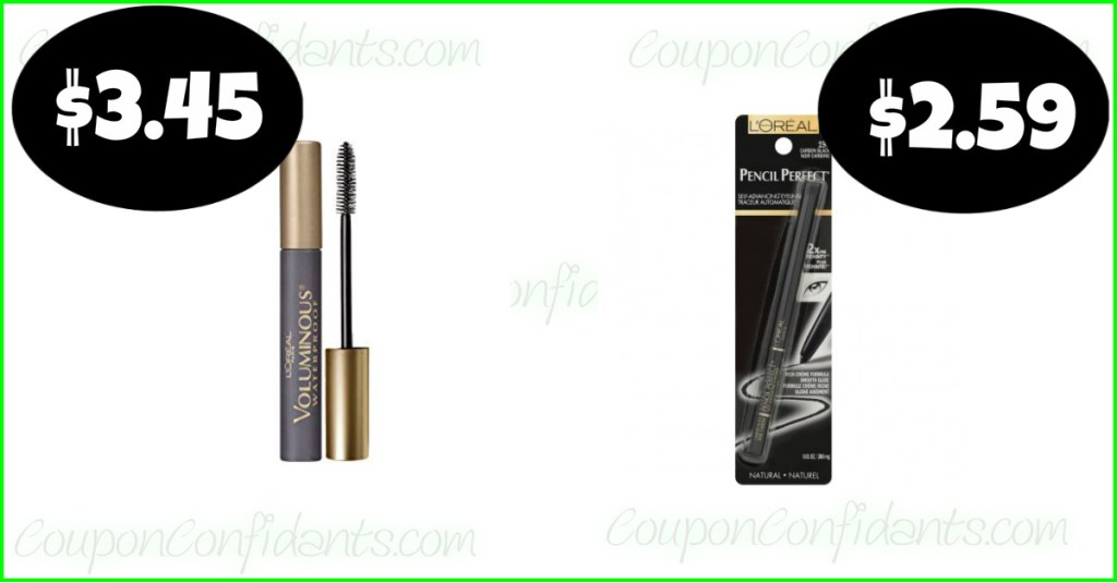 L'Oreal Makeup to grab at Publix!