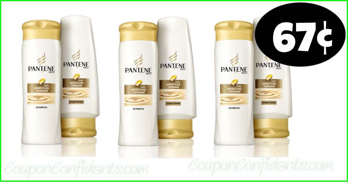 image relating to Printable Pantene Coupons $5 3 called Pantene Shampoo or Conditioner basically 67¢ at Publix! WOW