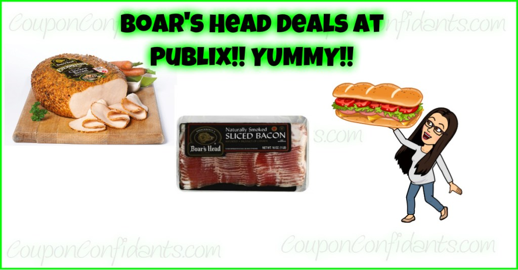 Boar's Head Deals at Publix! YUM!