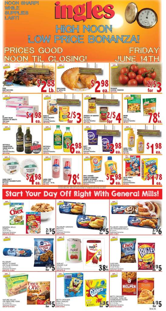 Ingles AD Scan June 12 – 18