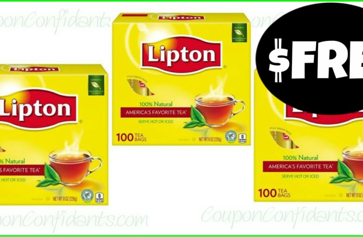 FREE TEA AT WINN DIXIE! WOW! $1.19 EA FOR BILO!