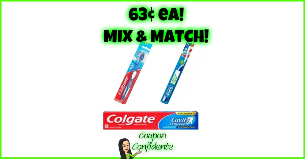 Oral Care SUPER Deal at Target! Deals anyone can do!
