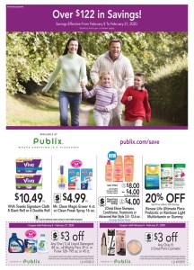 Publix Purple Flyer AD 2/8-2/21