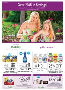 Publix Purple Flyer AD