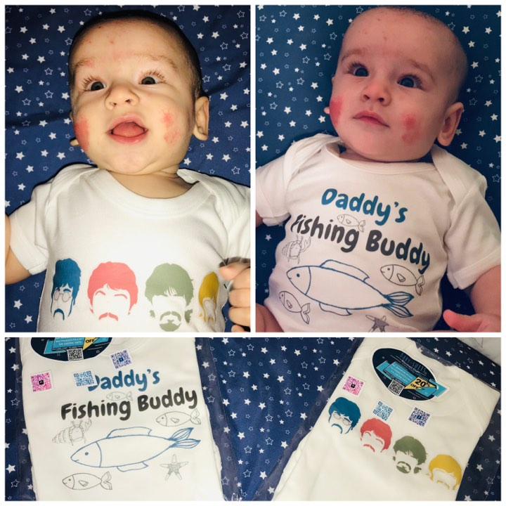 SOFTEST Baby Onesies – 100% Cotton! FREE Shipping and 30% OFF