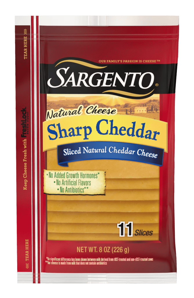 Sargento Sliced Cheese $1.90 at Target ENDS TODAY!