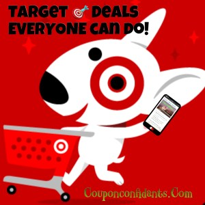 Target Deals ANYONE can do! All you need is your phone!