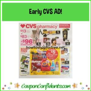 CVS AD August 2-8
