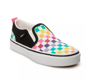 Kids Asher Vans THREE colors Reg Price $44.99 NOW as low as $29!