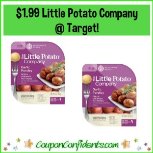 The Little Potato Company Sides $1.99 at Target!