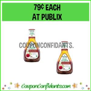 Ken's Simply Vinaigrettes $0.79 at Publix!