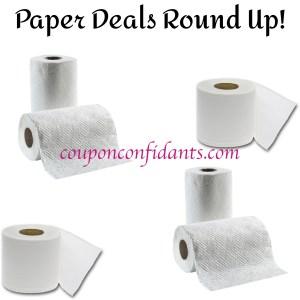 Paper Deals Round up!