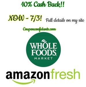 Amazon Fresh Deals!