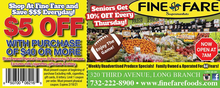 Fine Fare Supermarket