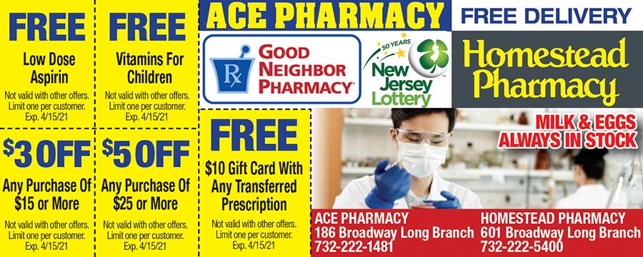 Ace Pharmacy/Homestead Pharmacy