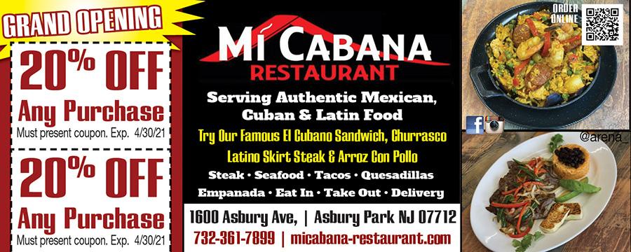 Mi Cabana Restaurant