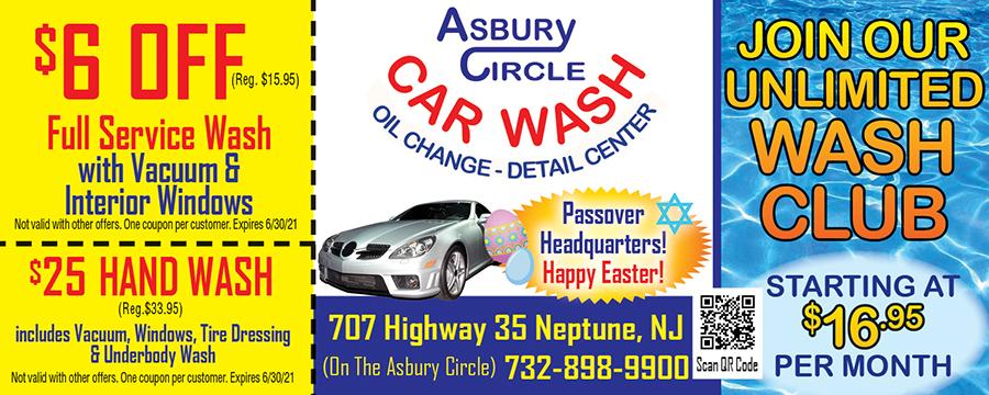 Asbury Circle Car Wash