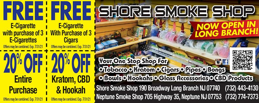 Shore Smoke Shop