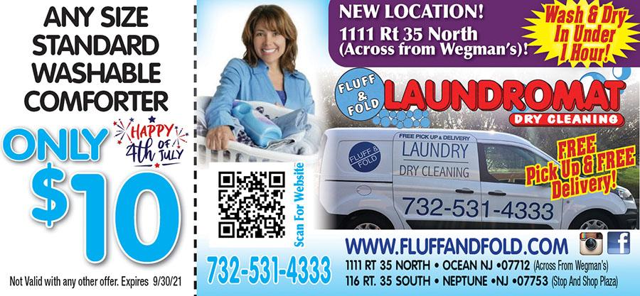 Fluff & Fold Laundromat