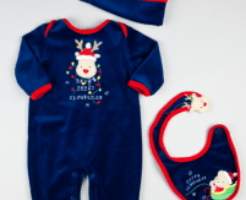 Totsy: Hot Deals on Holiday Outfits for Infants (Save 55%)