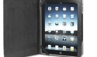 Black iPad Slimline Carrying Case 81% Off (+ Free Super Saver Shipping)