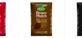 HomeDepot.com: Scott's Earthgro Mulch Only $2.50 Per Bag (+ Free In-Store Pickup)