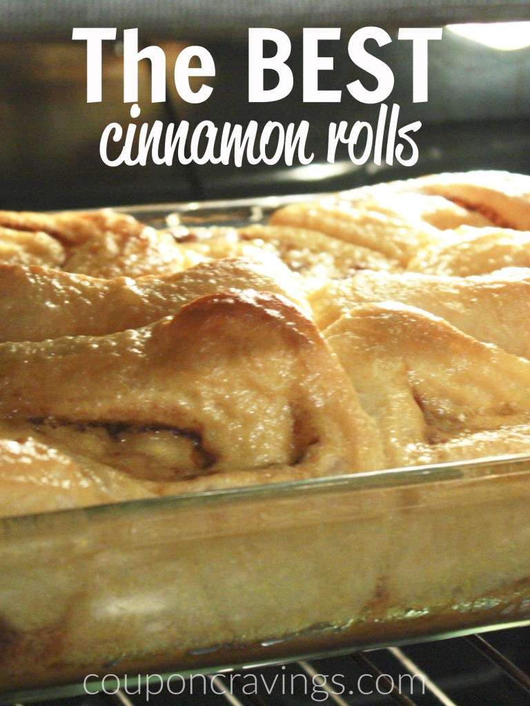 FAMILY FAVORITE! I'll never make rolls out of the tube again! Cinnamon rolls, easy & best - brown sugar as a key ingredient, too! These are moist and absolutely delicious - saving this pin for sure!