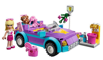 LEGO Friends Stephanie's Cool Convertible Only $9.99 (Reg. $17.99!)