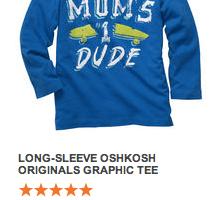 Osh Kosh B'Gosh & Carter's: Free Shipping, No Minimum Purchase +  40% Off Spring Collection